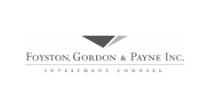 Logo for Foyston, Gordon & Payne Inc. Investment Council