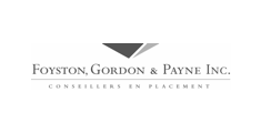 Logo de Foyston, Gordon & Payne Inc. Conseillers en Placement