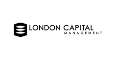 Logo for London Capital Management