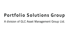 Logo for Portfolio Solutions Group - A division of GLC Asset Management Group Ltd.